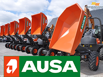 Ausa Equipment | Boyer Equipment, LLC