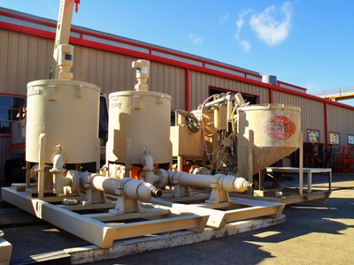 Grout/Concrete Equipment & Accessories | Boyer Equipment, LLC