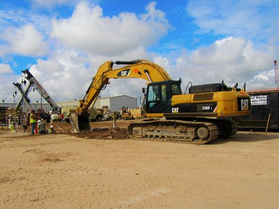 Excavators | Boyer Equipment, LLC